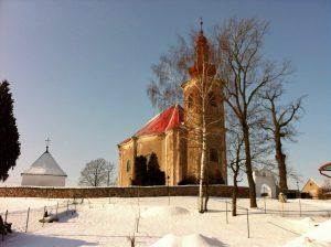 Kerk van Vižnov